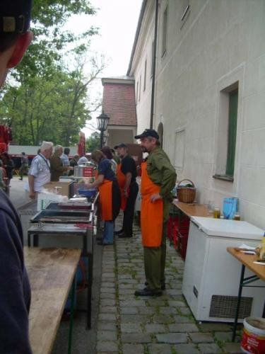 2009-05-01 Maifest in Dürnkrut
