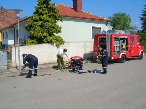 2009-05-23 EMA-Kurs in Dürnkrut