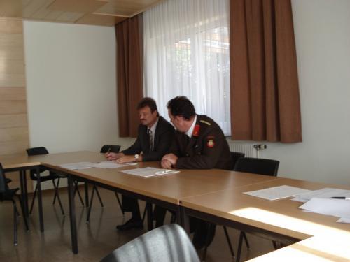 2009-10-04 Kommandowahlen