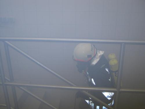 2011-09-01 UA Atemschutz-Übung in Dürnkrut