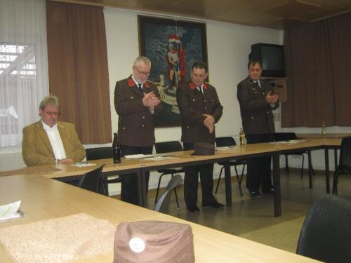2013-01-13 Jahreshauptversammlung